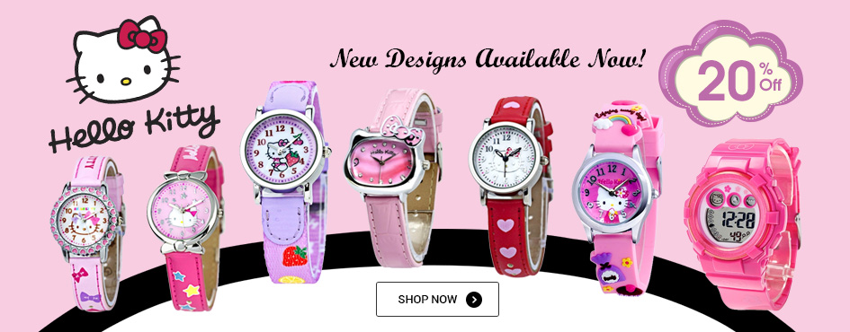20% Off Hello Kitty