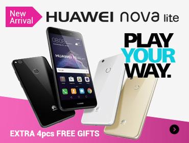New Arrival Huawei Nove Lite